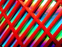 Abstrakte diagonale Linien Muster Lizenzfreie Stockbilder