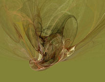 Abstrakte Digital-Kunst Lizenzfreie Stockfotos