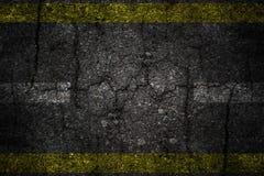 Abstrakte Dunkelheit der Straße Lizenzfreie Stockbilder
