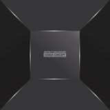 Abstrakte einfarbige graue Oberflächen ausführlich Lizenzfreie Stockfotografie