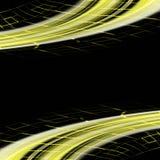 Abstrakte elegante Hintergrunddesignillustration Stockfotos