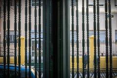 Abstrakte Elemente von Farben und von Beschaffenheit Lizenzfreie Stockfotos