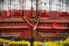 Abstrakte Elemente von Farben und von Beschaffenheit Stockbilder