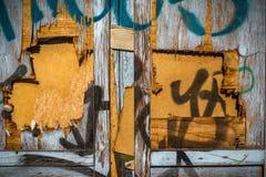 Abstrakte Elemente von Farben und von Beschaffenheit Stockfotos