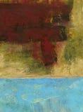 Abstrakte Erde-Töne Stockbilder