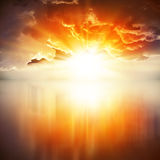 Abstrakte Explosion von Energie 02 Stockfotografie