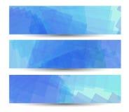 Abstrakte Fahne für Ihren Entwurf, buntes digitales Lizenzfreies Stockbild