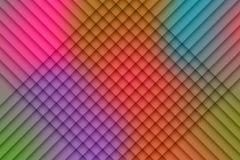 Abstrakte Farbe überprüfter Hintergrund Lizenzfreie Stockbilder