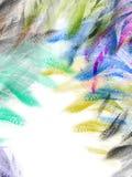 Abstrakte Farbe Stockfoto