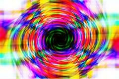 Abstrakte Farbe für Hintergrund Stockfotos