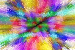 Abstrakte Farbe für Hintergrund Lizenzfreie Stockfotos