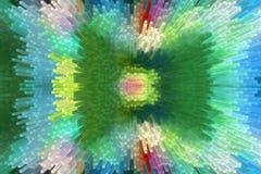 Abstrakte Farbe für Hintergrund Stockbild