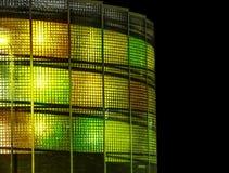 Abstrakte Farben Stockbild