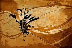 Abstrakte Farbentwurfskunst Lizenzfreie Stockfotografie