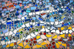Abstrakte Farbenzeilen Stockbilder