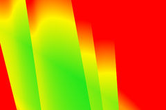 Abstrakte Farbstreifen Lizenzfreie Stockfotos