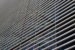 Abstrakte Fassade Lizenzfreie Stockfotografie