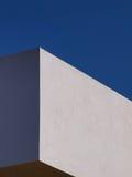 Abstrakte Fassade Lizenzfreie Stockbilder