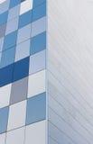 Abstrakte Fassade Lizenzfreie Stockfotos