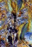 Abstrakte Felsen-Anordnung Lizenzfreie Stockbilder