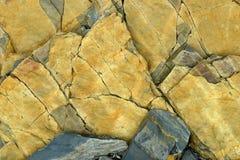 Abstrakte Felsen-Beschaffenheit 02 Lizenzfreies Stockfoto