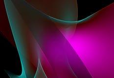 Abstrakte Form Lizenzfreies Stockbild