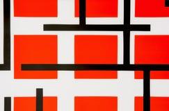 Abstrakte Formen und Linien Hintergrund Lizenzfreie Stockbilder