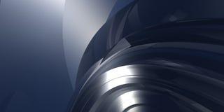 abstrakte Fotolinsen Lizenzfreies Stockbild