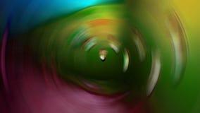 Abstrakte Fotos innerhalb der verwischten Aquarium Fotozusammenfassung summen laut Viele Farben Stockbild