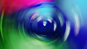 Abstrakte Fotos innerhalb der verwischten Aquarium Fotozusammenfassung summen laut Viele Farben Lizenzfreie Stockfotos
