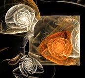 Abstrakte Fractal-Auslegung Stockbilder