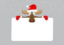 Abstrakte frohe Weihnachten Stockfotos