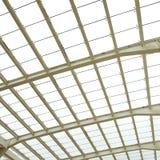 Abstrakte geometrische Decke Lizenzfreie Stockfotografie