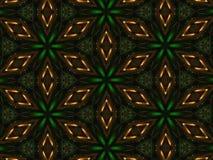 Abstrakte geometrische Farbbeschaffenheits-Musterillustration lizenzfreies stockfoto
