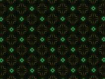 Abstrakte geometrische Farbbeschaffenheits-Musterillustration lizenzfreies stockbild