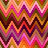 Abstrakte geometrische Farbsteigungs-nahtloses Hintergrund-Muster Lizenzfreies Stockfoto