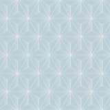 Abstrakte geometrische Form von den grauen Würfeln lizenzfreie abbildung