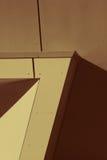 Abstrakte geometrische Muster Stockbilder