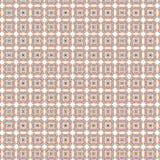 Abstrakte geometrische quadratische Plaid-Muster-Gewebe-Illustrations-nahtloser Muster-Hintergrund Stockfotografie