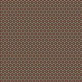 Abstrakte geometrische Sternchen-Vereinbarung Gewebe-Illustrations-nahtlose Muster-Rückseite Stockfotografie