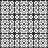 Abstrakte geometrische Verzierungen Lizenzfreies Stockfoto
