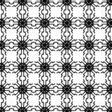Abstrakte geometrische Verzierungen Stockfoto