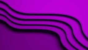 Abstrakte geometrische Welle überlagert Hintergrundkunst Stockbild