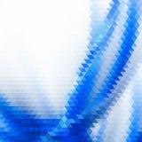 Abstrakte geometrische Zusammensetzung in hellblauem, in der Creme, im Goldfunkeln und im Pastellrosa Modernes und stilvolles abs lizenzfreie abbildung
