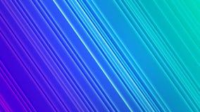 Abstrakte glänzende Diagonalen in blauem und grünem Hintergrund Gradated vektor abbildung