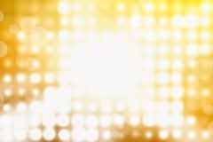 Abstrakte glühende Kreise lizenzfreie stockbilder