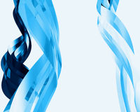 Abstrakte Glaselemente 017 Lizenzfreies Stockfoto