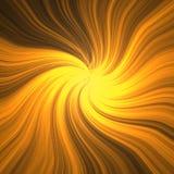 Abstrakte Goldbeschaffenheit Stockfoto