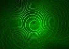 Abstrakte grüne Auslegung lizenzfreie stockfotos