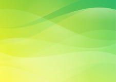 Abstrakte grüne Hintergrund-Tapete Stockbilder